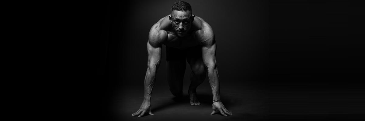 Athletik-und-Fitness-Bodybuilding